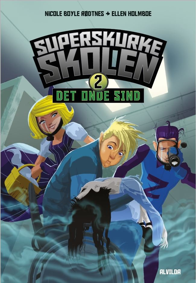 Superskurkeskolen 2